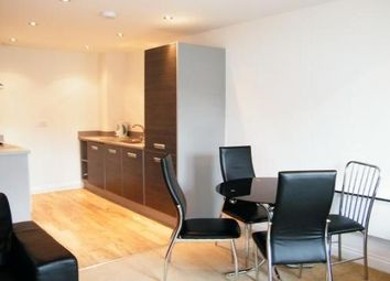 Thumbnail 1 bed flat to rent in Canal Street, Nottingham