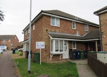 Thumbnail 1 bed property to rent in Nene Way, St. Ives, Huntingdon