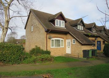 Thumbnail 3 bed end terrace house for sale in Vienna Walk, Toftwood, Dereham