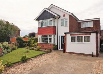 Thumbnail 4 bedroom detached house for sale in Carrington Drive, Humberston