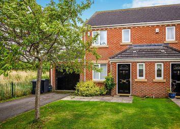 Thumbnail 3 bed semi-detached house to rent in Ridgewood Close, Darlington