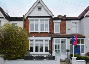 Thumbnail 4 bedroom terraced house for sale in Melrose Road, Barnes