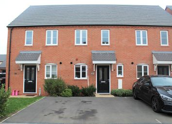 Thumbnail 2 bed terraced house for sale in Milking Lane, Nuneaton, Warwickshire