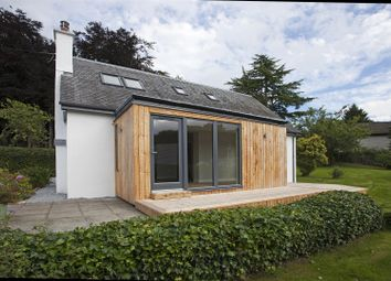 Thumbnail 4 bed detached house for sale in Roneval, Lagreach Lane, Pitlochry