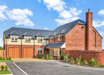 Thumbnail 5 bed detached house for sale in Main Street, Marston Trussell, Market Harborough, Leicestershire