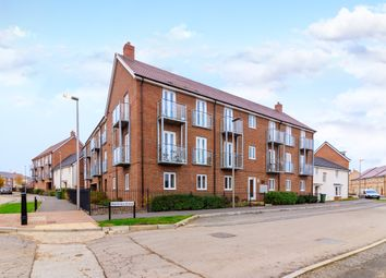Thumbnail 2 bedroom flat for sale in Dominica Grove, Bletchley, Milton Keynes