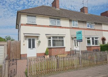 Thumbnail 3 bedroom semi-detached house for sale in Kendalls Avenue, Croft, Leicester
