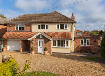 Thumbnail 5 bed detached house for sale in New Road, Hethersett, Norwich