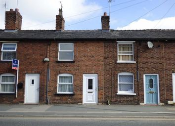 Thumbnail 2 bed terraced house to rent in Middlewich Road, Sandbach, Cheshire