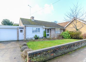 Thumbnail 2 bedroom detached bungalow for sale in Mortlock Street, Melbourn