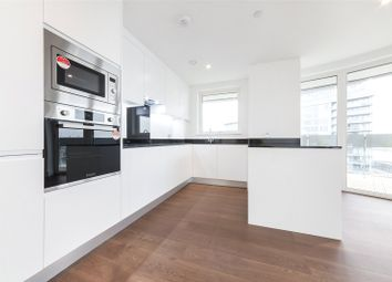 Thumbnail 3 bed flat for sale in Gateway Tower, Seagull Lane, Royal Victoria Dock