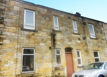 Thumbnail 2 bed flat for sale in 12 Muirend Street, Garnock Valley, Ayrshire