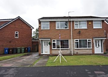 Thumbnail 2 bed semi-detached house for sale in Withington Drive, Astley