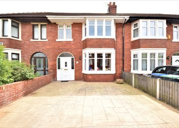 Thumbnail 3 bed terraced house for sale in Myerscough Avenue, Blackpool, Lancashire