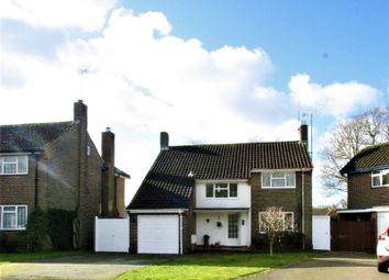 4 bed detached house for sale in Orde Close, Crawley RH10