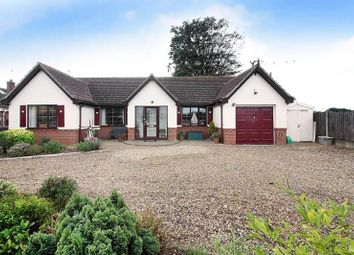 Thumbnail 3 bedroom detached bungalow for sale in Grove Road, Repps With Bastwick, Great Yarmouth
