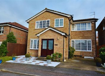 Thumbnail 4 bed detached house to rent in Wendover Way, Bushey, Hertfordshire