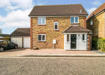 Thumbnail 3 bed detached house for sale in Constance Close, Broomfield, Chelmsford