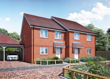 Thumbnail 4 bed semi-detached house for sale in Judges Gully Close, Bishopstoke
