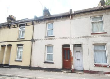 Thumbnail 3 bedroom terraced house for sale in Magpie Hall Road, Chatham