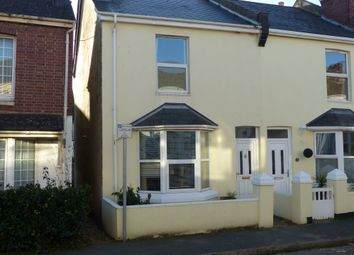 Thumbnail 3 bed end terrace house to rent in Langs Road, Paignton