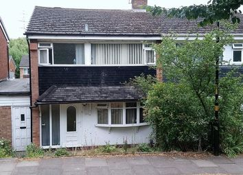Thumbnail 3 bed semi-detached house to rent in Northfield Road, Harborne, Birmingham