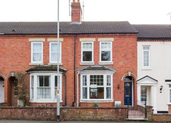 Thumbnail 3 bed terraced house for sale in Hatton Park Road, Wellingborough