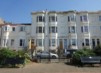 Thumbnail 1 bed flat for sale in Lower Ground Floor Flat, 26-28 Clarence Square, East Sussex