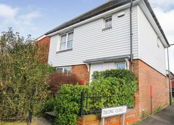 Thumbnail 3 bedroom detached house for sale in Postley Road, Maidstone