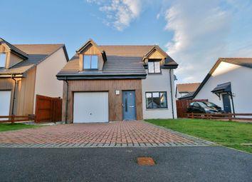 Thumbnail 3 bedroom detached house for sale in Eilean Donan Way, Elgin
