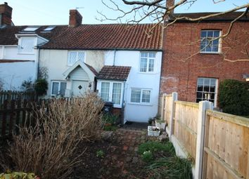 Thumbnail 1 bed terraced house for sale in Riverside, Combwich, Bridgwater