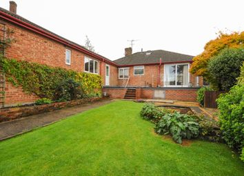 Thumbnail 2 bed detached bungalow for sale in Windsor Drive, Wingerworth, Chesterfield