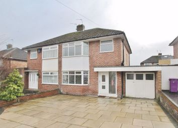 Thumbnail 3 bed semi-detached house for sale in Charterhouse Road, Woolton, Liverpool