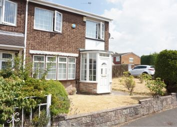 Thumbnail 3 bed semi-detached house for sale in Chichester Grove, Birmingham