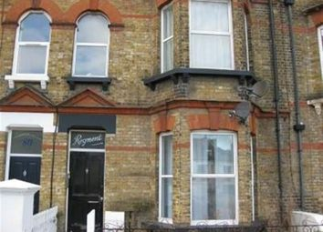 Thumbnail 2 bed flat to rent in Sweyn Road, Cliftonville, Margate