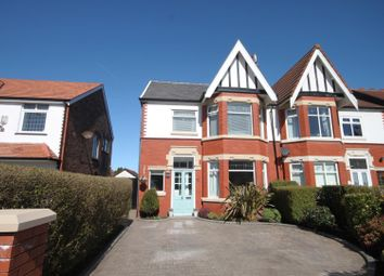 Thumbnail 4 bed semi-detached house for sale in Norwood Crescent, Southport