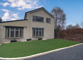 Thumbnail 3 bed detached house for sale in Chevin Gardens, Bramhall, Stockport