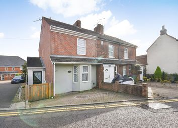 Thumbnail 4 bed end terrace house for sale in Ashley Avenue, Folkestone
