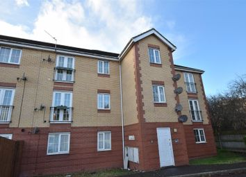 Thumbnail 2 bed flat for sale in Heol Gwendoline, Barry