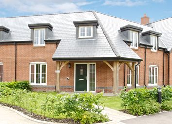 Thumbnail 3 bed cottage for sale in (43) 28 Polo Drive, Cawston, Rugby, Warwickshire