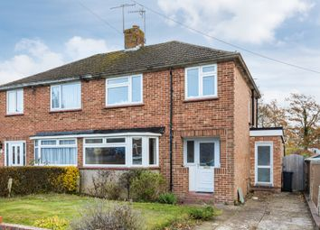 Thumbnail 3 bed semi-detached house to rent in Copsleigh Avenue, Redhill