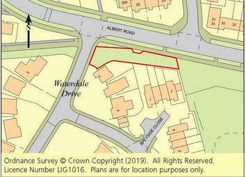 Thumbnail Land for sale in Land Waterdale Drive, Whitefield, Manchester