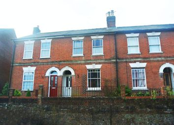 Thumbnail 2 bedroom terraced house for sale in Flaxfield Road, Basingstoke