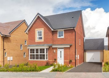 "Thumbnail 3 bedroom detached house for sale in ""Colchester"" at Station Road, Methley, Leeds"