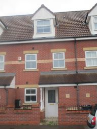 Thumbnail 3 bed town house for sale in Junction Road, Stainforth, Doncaster