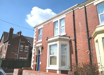 Thumbnail 5 bedroom end terrace house to rent in Salisbury Gardens, Newcastle Upon Tyne