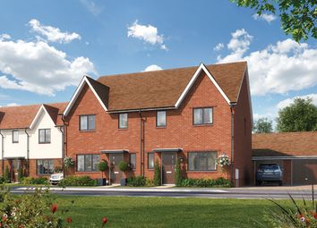 "Thumbnail 3 bed property for sale in ""The Leith"" at Biggs Lane, Arborfield, Reading"