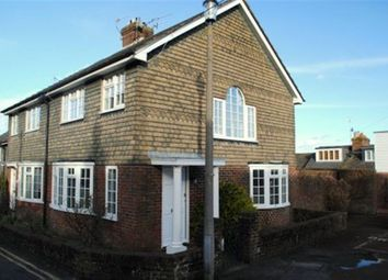 Thumbnail 3 bed semi-detached house to rent in Wellhouse Place, Lewes