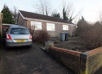 Thumbnail 4 bed detached bungalow for sale in Studland Park, Westbury, Wiltshire