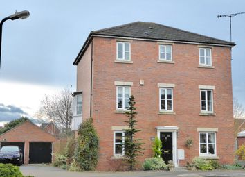Thumbnail 5 bed detached house for sale in Costard Avenue, Warwick